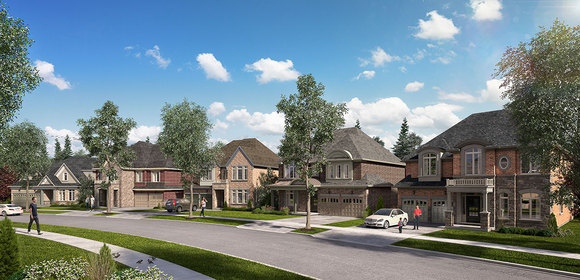 Glenway Newmarket New Homes