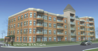 The Railway Lands new development in Downtown Peterborough