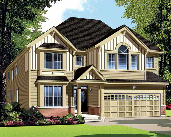 Summerside West New Home Development Information image