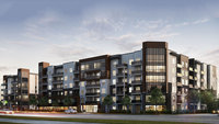 Affinity Condominiums new development in Burlington