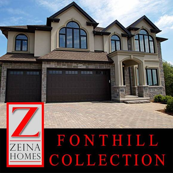 Fonthill New Home Development Information image