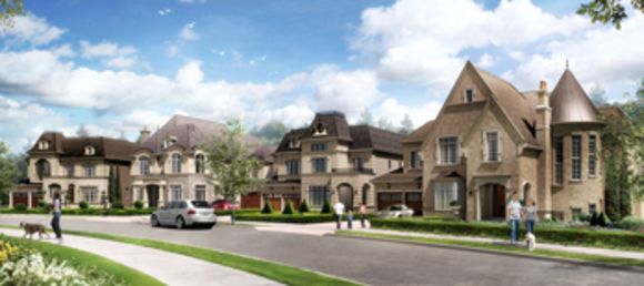 Belle Aire Shores New Home Development Information image