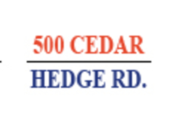 500 Cedar Hedge Rd. New Home Development Information image