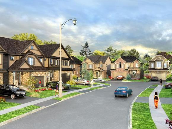 Vista Hills  New Home Development Information image