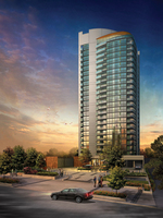 The Palm Condominium Residences new development in Newtonbrook West