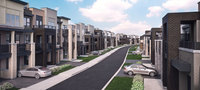 Oakvillage new development in Northwest Oakville