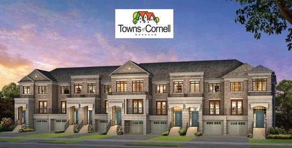 Towns of Cornell - Markham New Home Development Information image