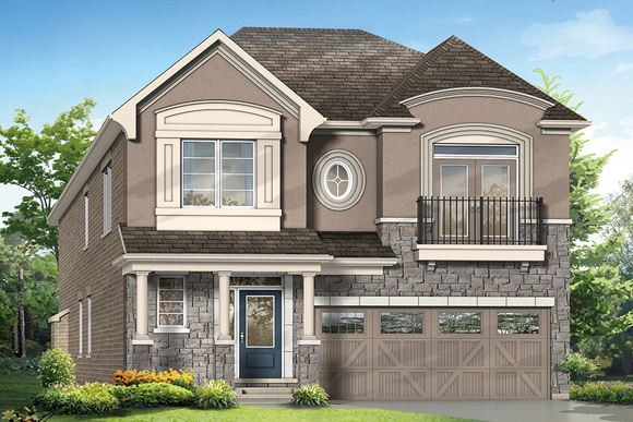 Richmond green new home community development in for Richmond hill home builders