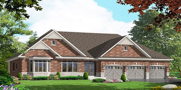Nature's Landing New Home Development Information image