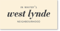 West Lynde new development in Whitby
