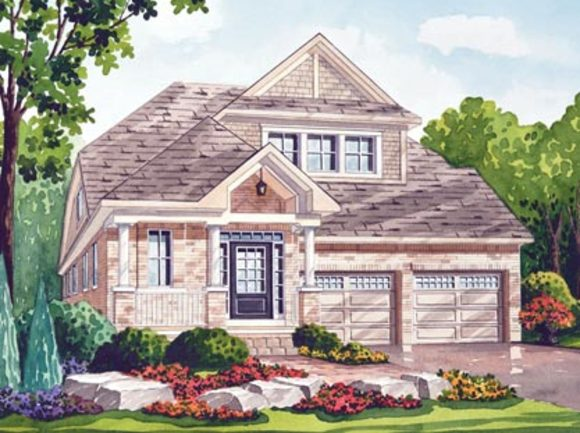Courtice Woods New Home Development Information image