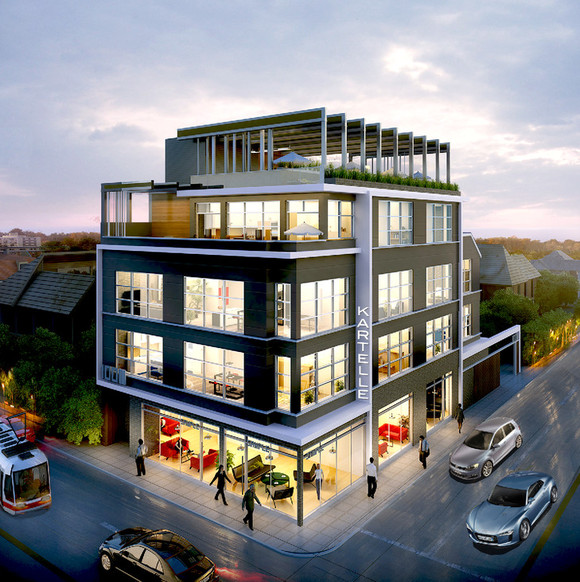 Lofts on Queen New Home Development Information image