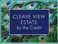 Cleave View Estate by the Credit new development in Brampton