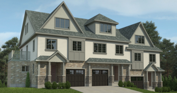 Rockwood Mews New Home Development Information image