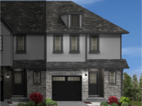Blackbridge Towns new development in Waterloo Kitchener Area