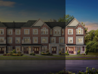 Brookside Towns at the Preserve new development in Halton Region