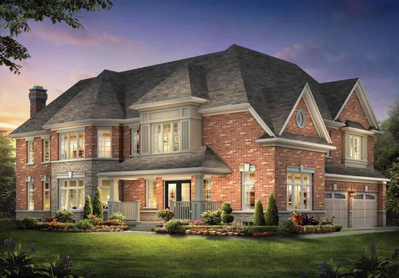 Chinguacousy Heights New Home Development Information image