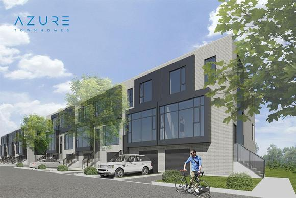 Azure Townhomes New Home Development Information image