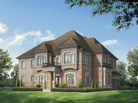 Cleave View Estate by the Credit new development in Peel Region