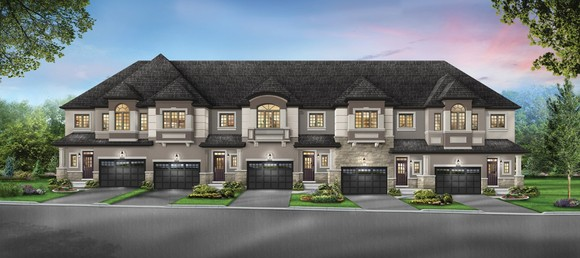 Greenscapes of Ancaster New Home Development Information image