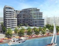Aquavista at Bayside new development in Waterfront Communities The Island