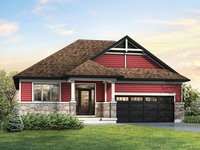 The Legends Bungalow Series new development in North Grenville