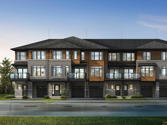 Waterworx Hamilton New Home Development Information image