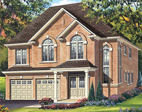 Spring Valley new development in Credit Valley