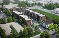 The Towns at Langstaff House new development in Richmond Hill