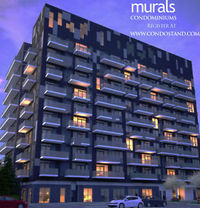 Murals Condominiums new development in Vaughan
