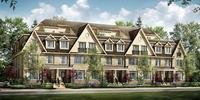 The Brook Townhomes new development in Springside