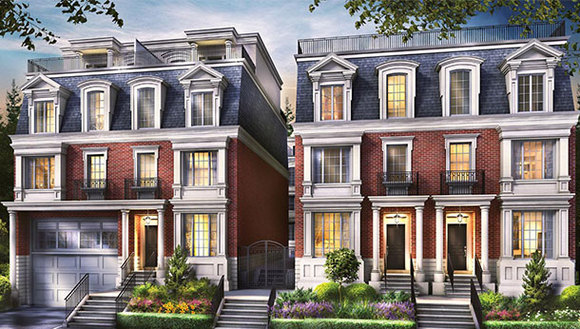 Churchill Collection New Home Development Information image