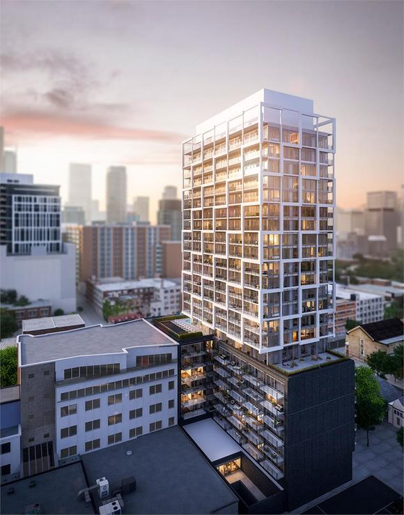 East 55 Condos New Home Development Information image