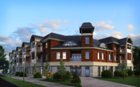 The Manse Condominiums new development in