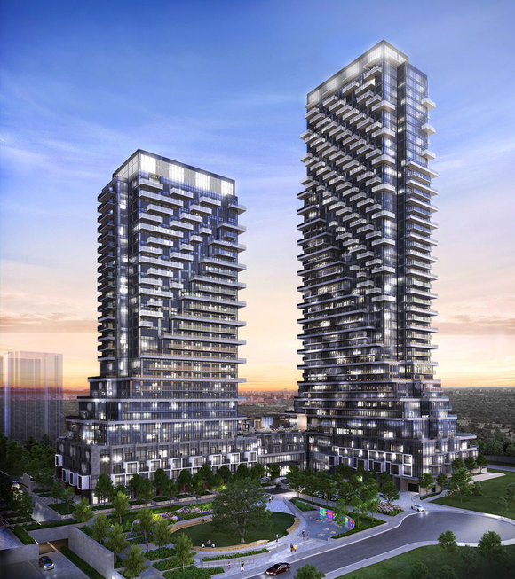 Eglinton Avenue East, Toronto, ON Building Information image