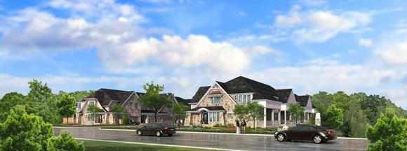 Vintage Luxury Residences New Home Development Information image