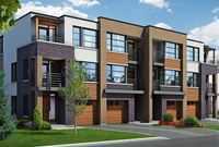Mod Townes new development in Port Credit/Lorne Park and Waterfront