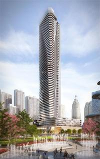 The Prestige - One Yonge new development in Waterfront Communities The Island