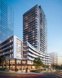 The Point at Emerald City new development in North York