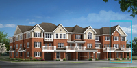 Hawthorne South Village Sixteen Mile Creek new development in