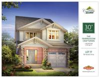 Conservation Estates new development in Wellington County - Guelph Area