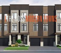 The Ross Modern Towns new development in Oshawa