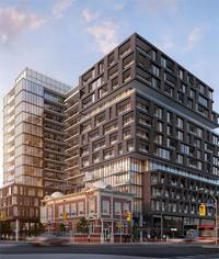 XO Condos new development in Parkdale