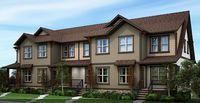 Brand Townhomes new development in Rocky View