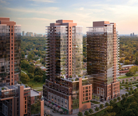 Notting Hill Condos new development in Etobicoke