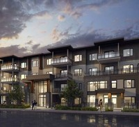 Veritas new development in Northwest Edmonton
