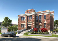 King George School Lofts and Town Homes new development in Newmarket