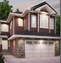 Edgemont Ravines new development in West Edmonton