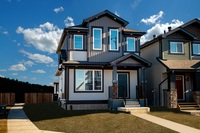 Woodhaven at Edgemont new development in West Edmonton