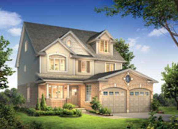 Noble Ridge New Home Development Information image